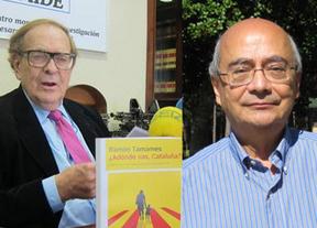 Dos pesos pesados como Ramón Tamames y Henry Kamen abren el debate sobre Cataluña en Diariocrítico
