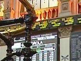 La Bolsa de Madrid gana un 2,38% y se sitúa en 9.567,40 puntos