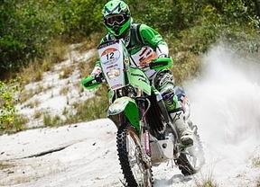 Marc Coma a punto de ganar el Dakar, se muestra prudente: