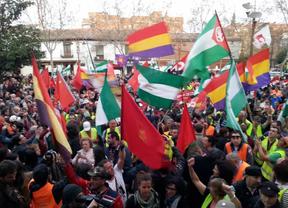 Las 'Marchas de la Dignidad' pretenden inundar este sábado la capital de aires de cambio