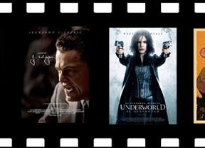Leonardo DiCaprio vuelve a los cines con 'J.Edgar'