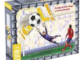 ¡Gol!, el juego de mesa para vivir toda la emoción del fútbol