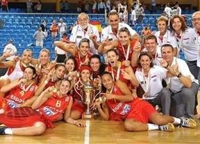 Las chicas del basket también son de oro: campeonas de Europa ante Rusia (54-46)