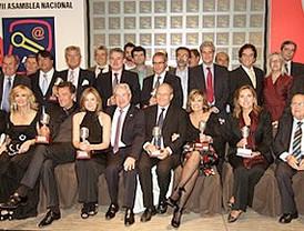 Alcalá se convirtió en la ciudad del periodismo tras albergar los 'Premios APEI'