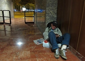 Castilla-La Mancha, entre las regiones con una tasa más baja de 'sin techo'