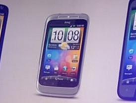 HTC presenta sus Facebook Phones