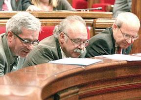 Los investigadores analizan un convenio de 30.000? entre Nóos y el tripartito catalán
