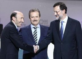 Las dos 'pifias' de Rubalcaba-Rajoy