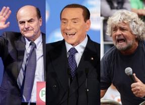 La incertidumbre de una Italia dividida e ingobernable rodea el recuento de votos