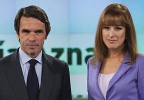 La verdad sobre la entrevista de Aznar: la pidió él para