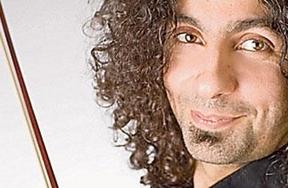 El violín mágico de Ara Malikian nos pasea 'con amor y humor' por las Cuatro Estaciones