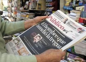 Los periodistas de Público se niegan a mantenerlo 'moribundo' hasta el domingo