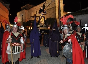 La Semana Santa de Carmena se prepara para estrenar su declaración de Interés Turístico Regional