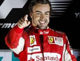 Alonso gana en el Gran Premio de Corea y es líder de campeonato F1