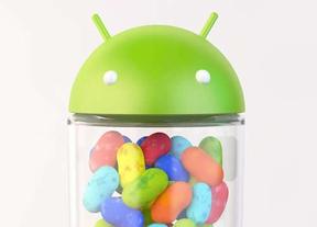Jelly Bean está presente en un 33% de móviles Android