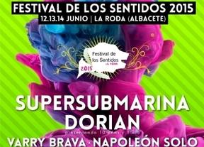 El Festival de Los Sentidos de La Roda (Albacete) se suma al Quijote 2015