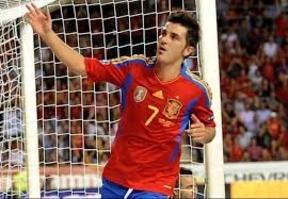 Donde dije Diego digo... Villa no descarta volver a La Roja si le llama Del Bosque
