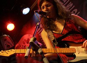 La jefa del 'blues' en España nos enchufa con su 'Electric love': disco y gira de Susan Santos