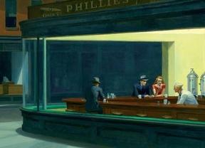 Las escenas americanas de Edward Hopper protagonizan la nueva exposición del Museo Thyssen
