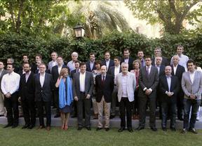 Los barones del PSOE aprueban un nuevo pacto territorial