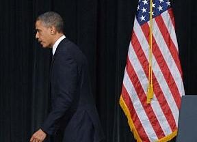 Obama, acorralado: 2 años de mandato sin ninguna capacidad de maniobra tras el triunfo republicano en el Senado