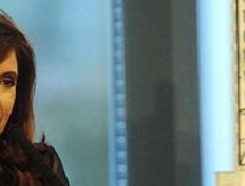 """Cristina afirmó que """"nuestra dignidad como país es lo que nos sacó adelante"""""""
