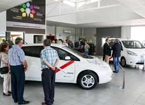 Nissan Leaf, primer vehículo eléctrico homologado como taxi en la Comunidad de Madrid