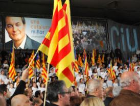 Artur Mas ofrece un discurso pragmático que conlleva su proyecto ideal de nación para Cataluña