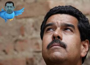 Maduro y su pajarito, encima con cachondeo...
