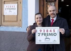 El segundo premio, repartidísimo, llega a Toledo, Cuenca y Albacete