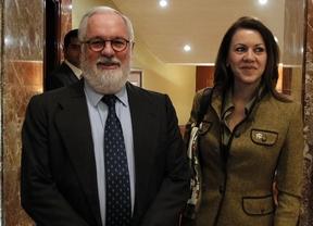 IU pide cuentas a Arias Cañete por usar un palacio en Doñana con Cospedal, familia y amigos