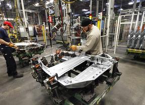 La producción industrial bajó un 0,1% en noviembre tras dos meses de subidas