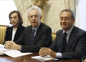 Comienza la 'era Monti' tras conseguir aprobar el primer plan de ajuste presupuestario