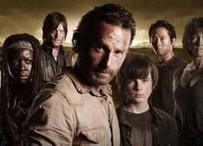 Zombies para rato: 'The Walking Dead' tendrá sexta temporada