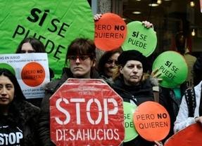 En 2012 hubo 101.034 desalojos: 43.853 desahucios de hipotecas y 54.718 de alquileres