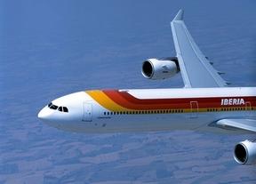 Continúa el caos en Iberia por la huelga pilotos: cancelados 156 vuelos este lunes y 122 el viernes