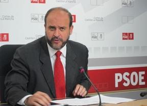 El portavoz del PSOE en las Cortes, José Luis Martínez Guijarro sufre un infarto