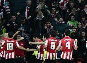 El Athletic gana al Getafe (1-0) y se acerca a su sueño 'Champions'