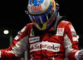 Con nocturnidad pero sin alevosía: Alonso busca en Singapur aumentar su ventaja al frente del Mundial