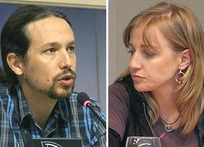 Tania Sánchez presiona a su pareja, Pablo Iglesias: apuesta por 'unir fuerzas' con Podemos