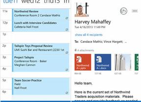 La aplicación de Outlook llega a los dispositivos Apple