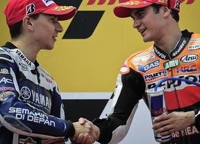 GP de Australia: Pedrosa sigue asustando a Lorenzo... al menos en los entrenamientos libres