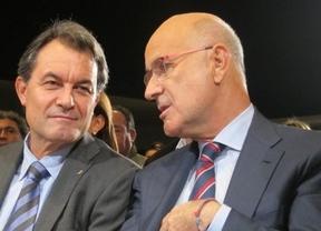 Polvorín interno en CiU: el pacto para la consulta soberanista se anunció mientras Duran todavía lo negociaba