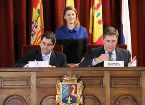 Castilla-La Mancha y Aragón convenian colaborar en materia sanitaria