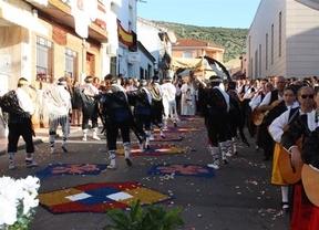 El Corpus de Porzuna, declarado de Interés Turístico Regional