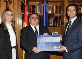 Los presupuestos para 2013 ya están en las Cortes Regionales