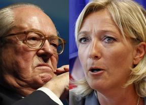 Le Pen contra Le Pen: Marine rompe con su padre, le expedienta y le pide que se retire