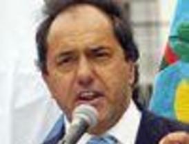 Daniel Scioli apuesta a multiplicar las inversiones