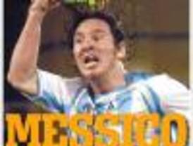 Messi sigue asombrando desde las portadas