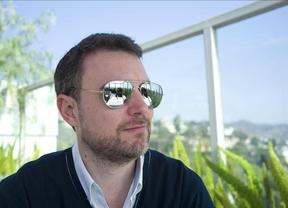 Esteban Crespo recibe en Los Ángeles el apoyo de compañeros del cine español